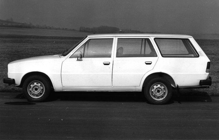 OG | Škoda 765 | Prototype