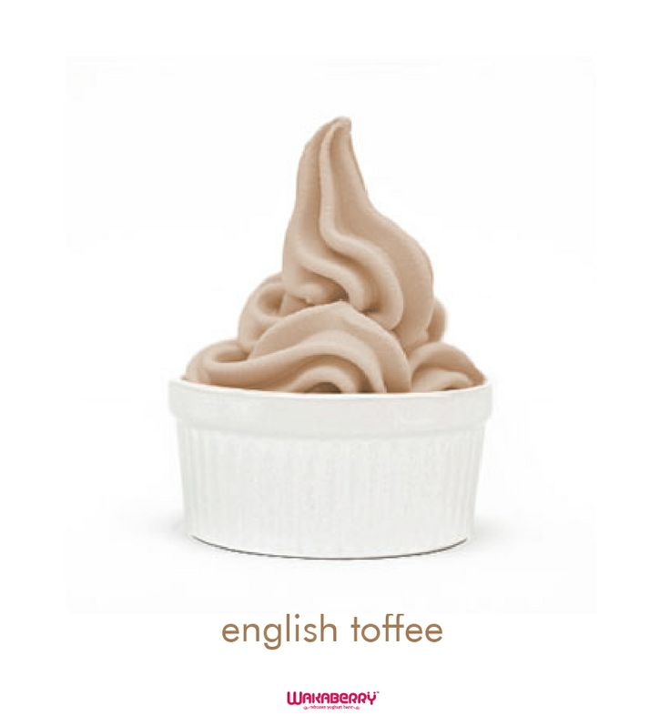 Wakaberry Flavour: english toffee