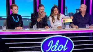 Bildresultat för idol 2017 juryn gör hjärta