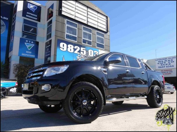 Ford Ranger Wheel and Tire Package