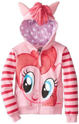 My Little Pony Big Girls' Pinky Pie Costume Hoodie, Pink Multi, 12/14/Large Freeze http://www.amazon.com/dp/B00K91YW3Q/ref=cm_sw_r_pi_dp_D6ZHub0RFF4Y0