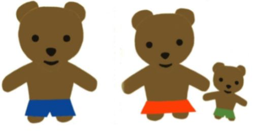 Boucle d'or et les 3 ours : images et fiches pour la petite section