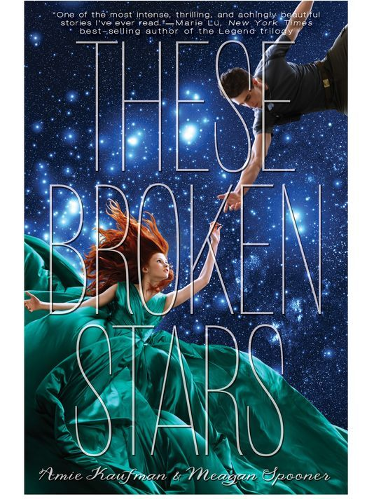 Read the entire first chapter of THESE BROKEN STARS today on USA Today! Then be sure to tell them what you think in the comments!