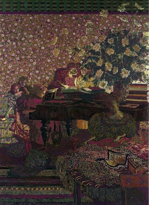 "Édouard Vuillard (1868–1940) ""The Piano"""