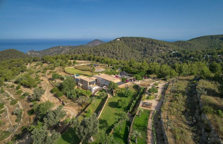Ibiza View villa lost in nature ! Ibiza isn't always about wild nightlife...