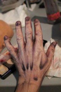 Mijn favoriete grime/make-up ideeën voor de sabbat Samhain of in de volksmond Halloween vind je op www.moderneheks.be #halloween #grime #makeup #samhain #wicca