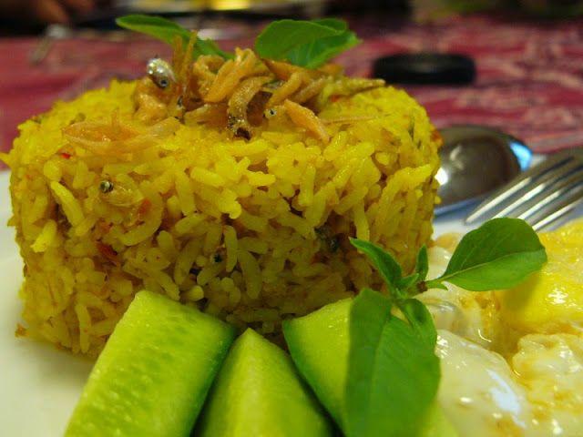 Resep Nasi Goreng Kunyit ~ TTM|Tips Trik Memasak