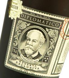 Rhum Diplomatico Reserva Exclusiva   45€