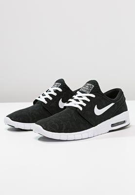 Nike SB STEFAN JANOSKI MAX - Skateskor - black - Zalando.se