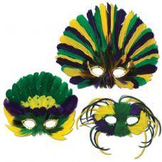12 units of Feathered Masks