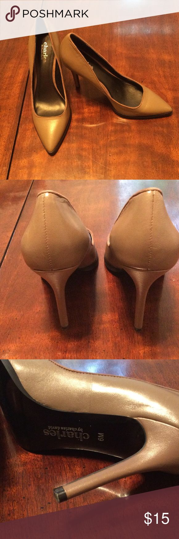 Charles by Charles David Shoes Great condition..love these Charles David Shoes Heels
