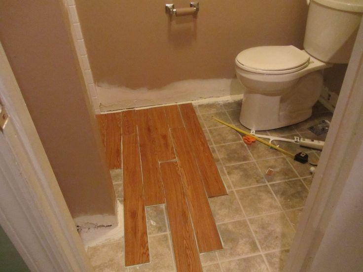 vinyl laminate flooring for bathrooms - Geflschte Hartholzbden Ber Teppich