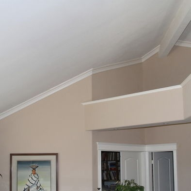 49 Best Crown Molding On Vaulted Ceiling Images On Pinterest