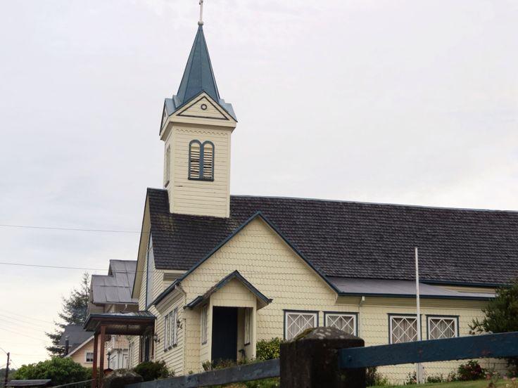 Iglesia de Frutillar