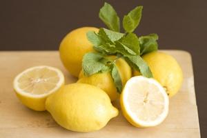 Limonata alla menta