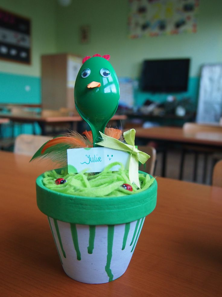 Zielony kurczak :)