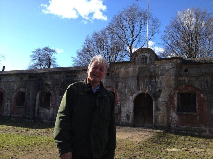 """Fortun-Fortet er en del af Københavns sø- og landbefæstning og blev bygget i 1891-92 og udgjorde sammen med 4 andre forter (Gladsaxe Fort, Lyngby Fort, Garderhøj Fort, Bagsværd Fort og senere Tårbæk Fort) den Nordlige Front af Københavns forsvar. Hele befæstningen var bemandet under første verdenskrig, men senere opgivet og ligger nu som nogle """"bunkers"""" som man kan være heldig at finde næsten skjult i terrænet."""