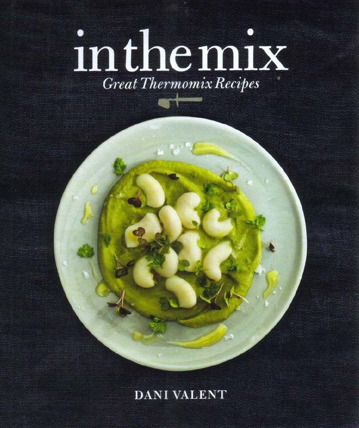 In the Mix Great Thermomix Recipes by Dani Valent
