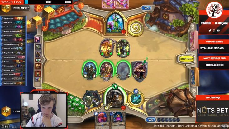 How to play a Secret Hunter deck in Hearthsone