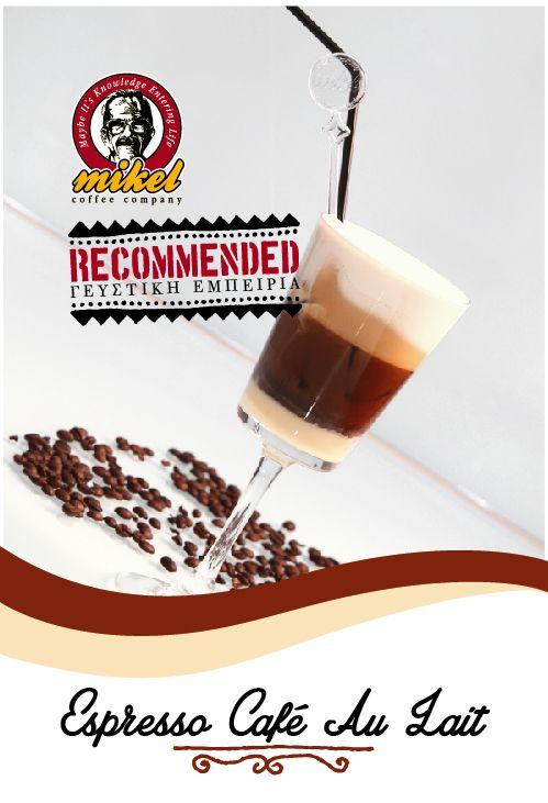 Espresso Cafe Au Lait