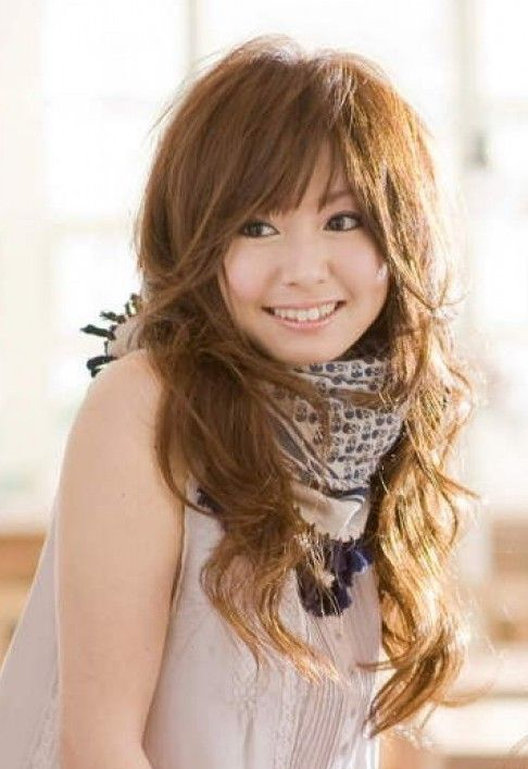 Hairstyles Weekly - 2013 Cute Asian Hairstyles