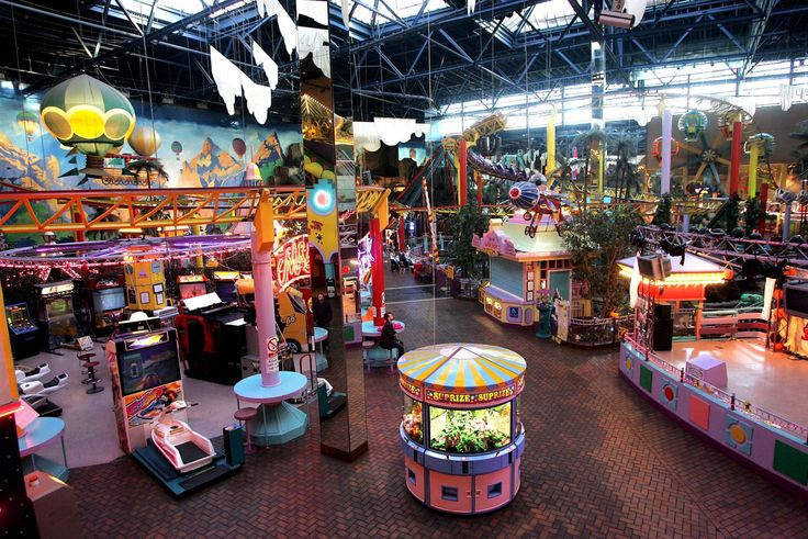 A general view of Metroland