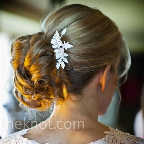 Another pretty hairstyle
