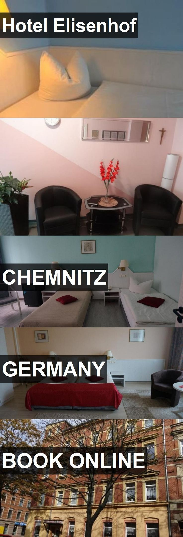 Hotel Elisenhof in Chemnitz, Germany. For more information, photos, reviews and best prices please follow the link. #Germany #Chemnitz #travel #vacation #hotel