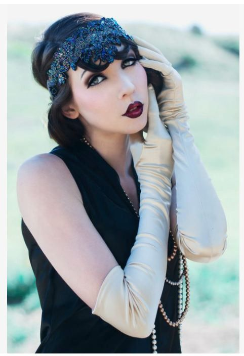 Modern Day Flapper How To Dress For A Speakeasy 1920 S