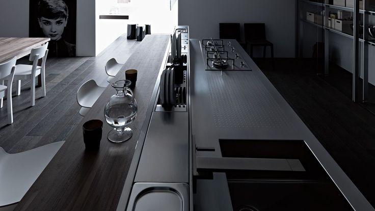Innovazioni canale attrezzato valcucine deco pinterest to be the back and accessories - Canale attrezzato valcucine ...
