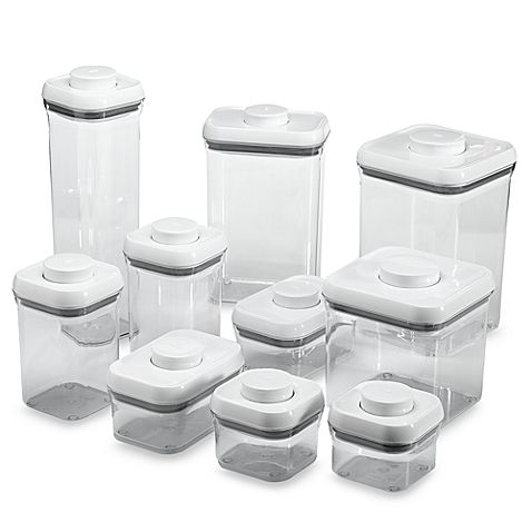 Oxo Good Grips 10 Pc Set Storage Containers 99 00