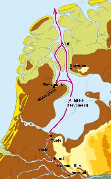 Middeleeuwse dwangburchten van West-Friesland en Alkmaar - Legenden en mythen omtrent het Medemblikker slot