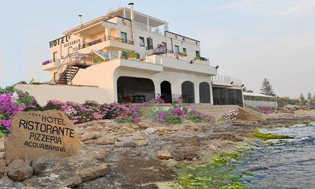 Hotel Acqua Marina, Donnalucata
