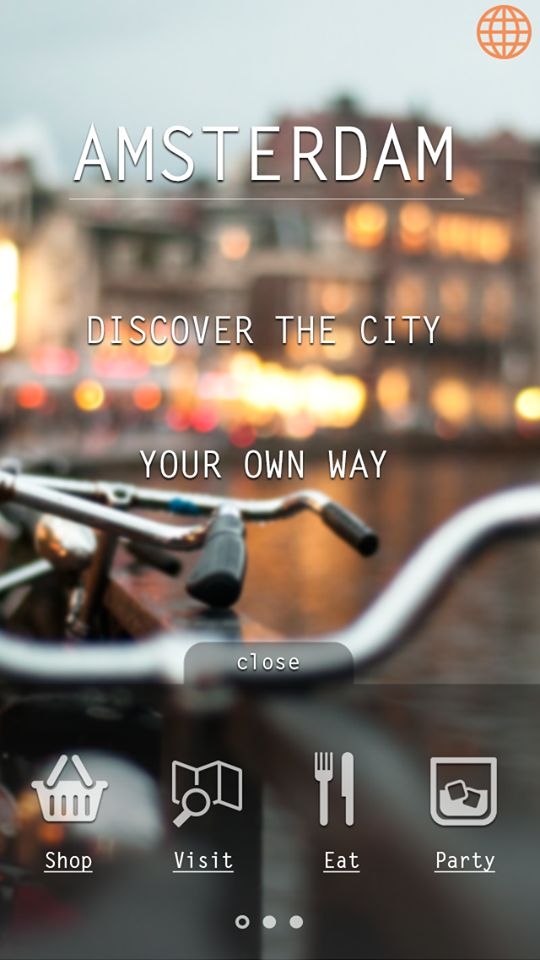 Amsterdam App Contest