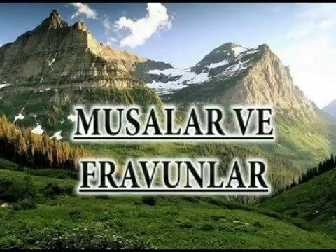 Musalar ve firavunlar - Alparslan kuytul hocaefendi