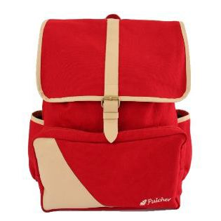 tas ransel vintage,,  pulcher bags - PREMIER Red Rp. 199.000 // 085.7722.55000 - tasranselvintage.com