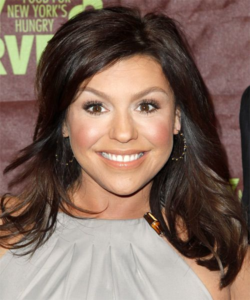 Lunghi capelli lisci Rachael Ray - http://www.acconciaturez.com/lunghi-capelli-lisci-rachael-ray/