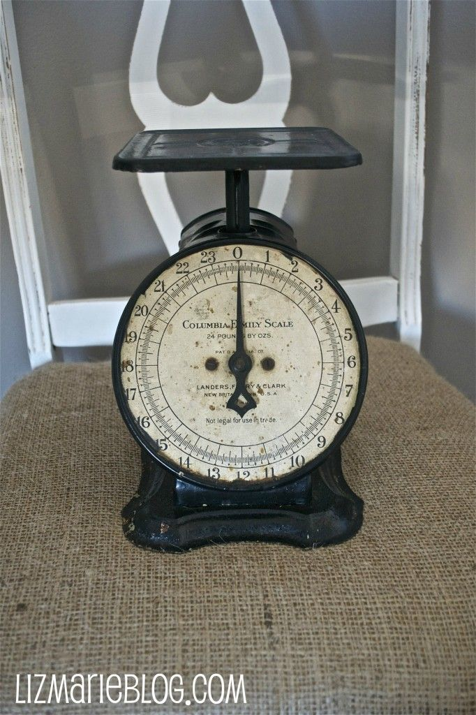 Antique Scale Favorite Finds Want