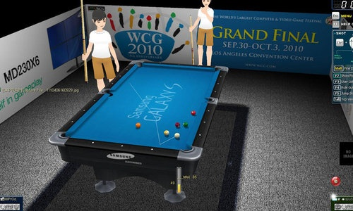 Carom 3D is a multi-user billiard and snooker game created with 3D graphic effects. An online billiard and snooker game where you can enjoy individual competition with up to 5 players, or team play of 2v2 and 3v3. While online, you can enjoy chatting, practice games or just watch as a spectator and supports a variety of Guilds.  http://mmoraw.com/index.php?option=com_content=article=101:carom-3d=6:sports-mmosg=7