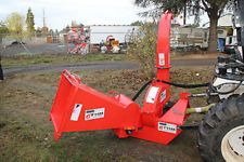 "Wood Chipper 6""dia. Hydraulc Feed Cat.I&II 3pt 35HP Rated (FH-BX62)apply now www.bncfin.com/apply"