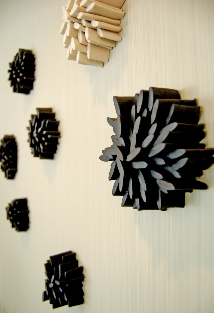 Installation by Laurel Lukaszewski. DC Design House 2012