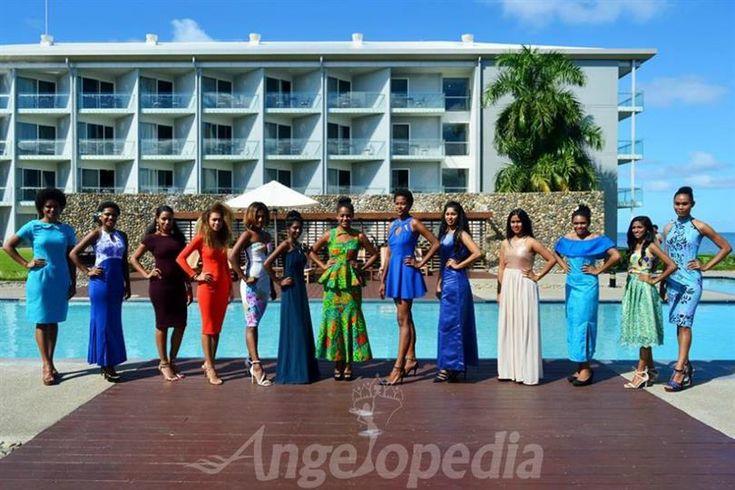 Miss World Fiji 2017 Schedule of Activities