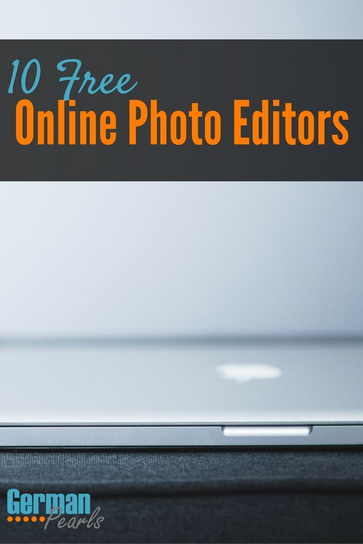 Awesome resource for free online photo editors to edit, add filters, create graphics and more. via @GermanPearls