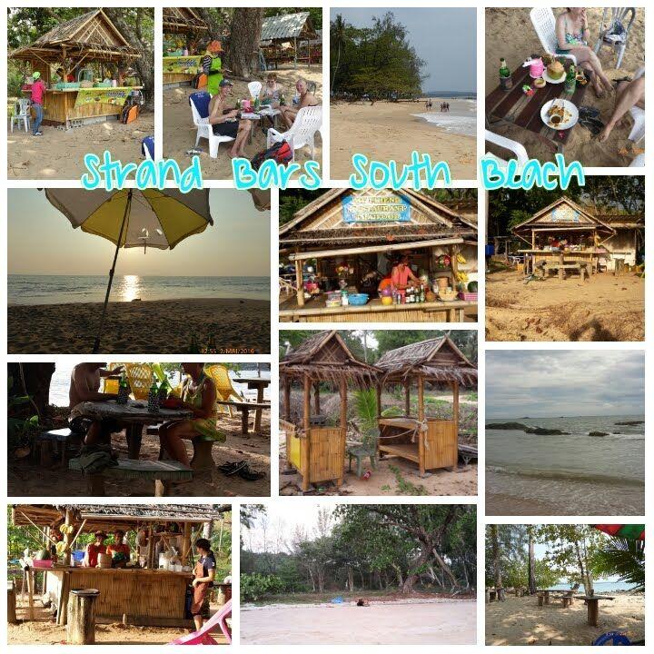Strand Bars und Restaurants - Khao Lak/South/Merlin Beach - Ban Khao Lak - Khao Lak - Thailand