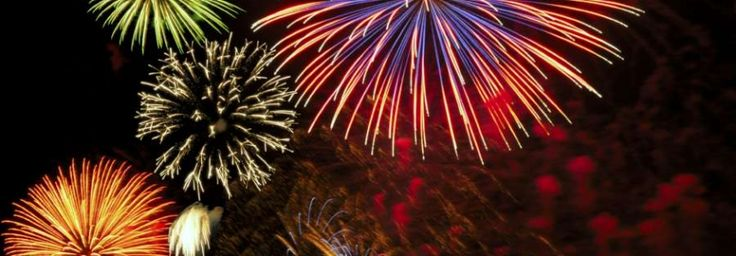 Fireworks Blackpool