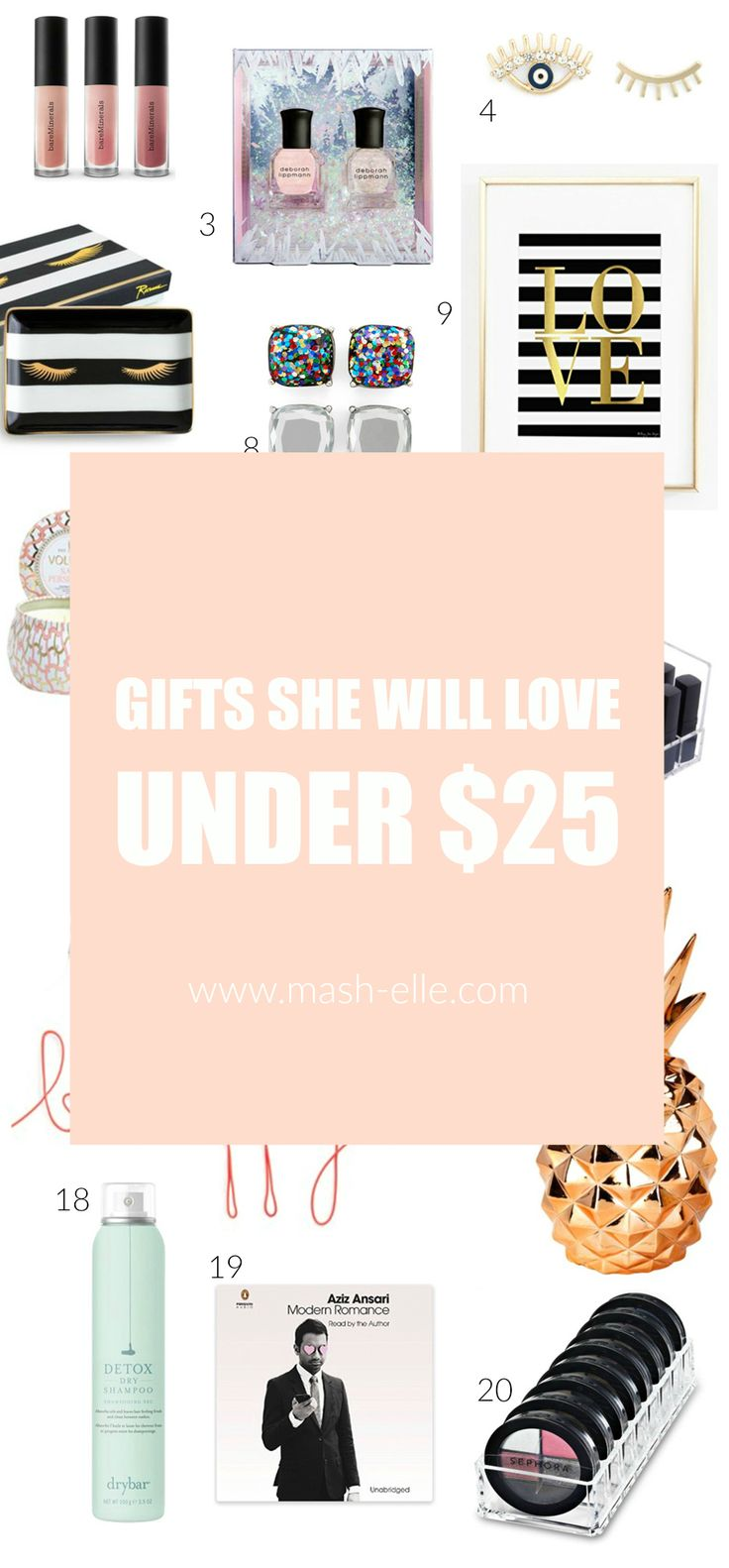 17 best images about gift guide for her on pinterest Ideas for womens christmas gifts under 25