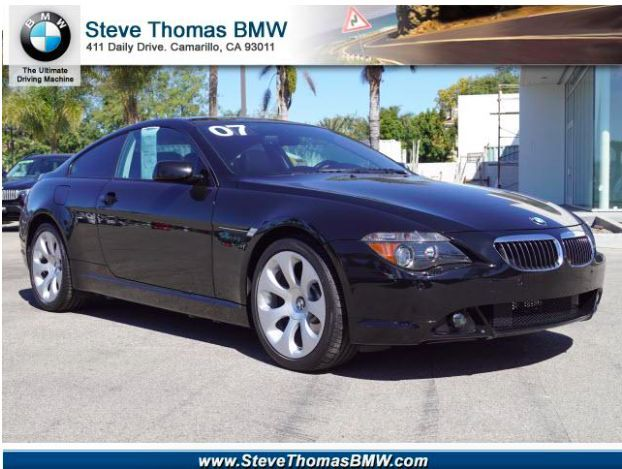 Nice BMW: 2007 #BMW #650i #Coupe. Stock Number: 105633N...  BMW Pre-Owned Inventory Check more at http://24car.top/2017/2017/05/01/bmw-2007-bmw-650i-coupe-stock-number-105633n-bmw-pre-owned-inventory/