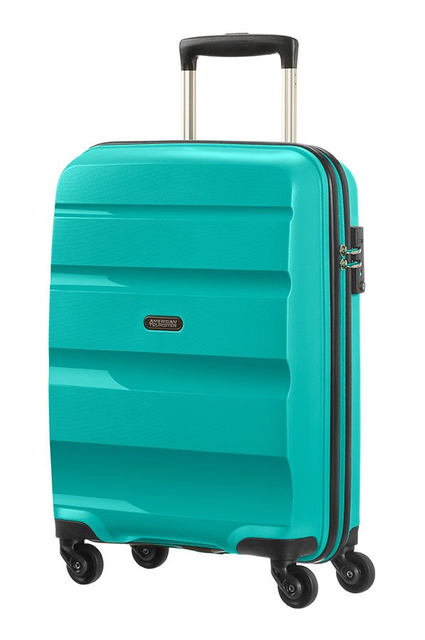 American Tourister Bon Air Spinner S Strict 55x40x20cm Deep Turquoise