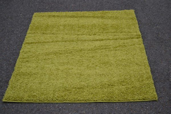 Lime Green Shag 5x7 Modern Contemporary Area Rugs:Amazon:Home & Kitchen