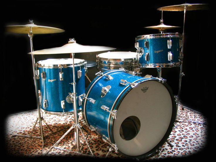 Blue Sparkle Rogers Kit